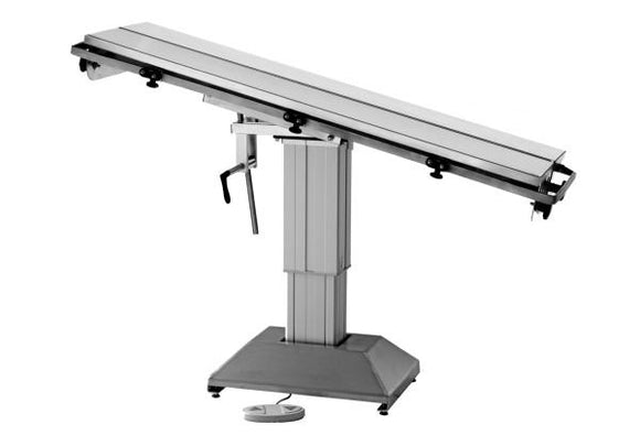 VetLine Veterinary Classic Surgery V-Top Electric Table-Veterinary Surgery Table-Pet's Choice Supply