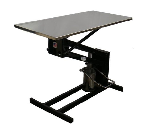 VetLine Veterinary Economy Hydraulic Exam Table-Veterinary Exam Table-Pet's Choice Supply