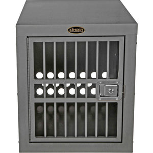 Zinger Deluxe Front Entry Stationary Heavy Duty Pet Crate-Pet Crates-Pet's Choice Supply