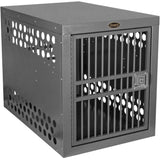 Zinger Deluxe Front/Back Entry - Double Door Dog Crate-Pet Crates-Pet's Choice Supply