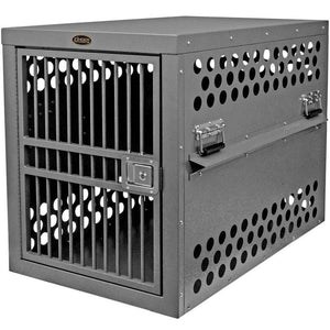 Zinger Professional Airline Compliant IATA CR-82 Approved Dog Crate-Pet Crates-Pet's Choice Supply