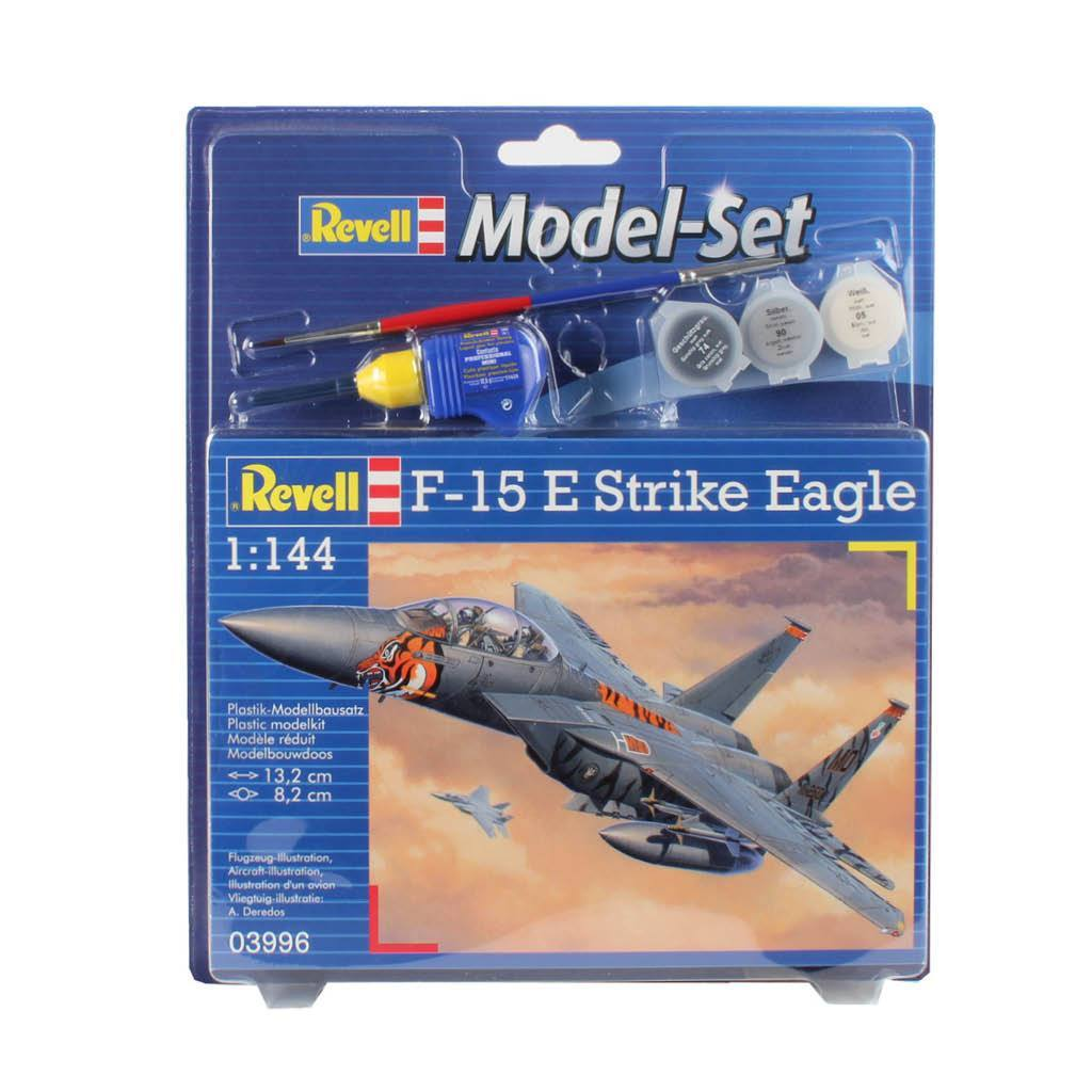 REVELL MODEL SET STRIKE EAGLE