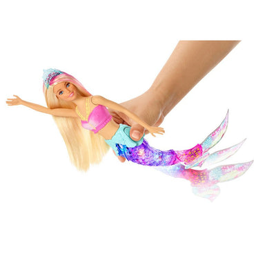 BARBIE DREAMTOPIA SPARKLE LIGHTS SJÖJUNGFRU