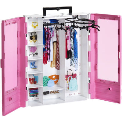 BARBIE KLÄDSKÅP ULTIMATE CLOSET