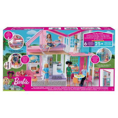 BARBIE HUS - MALIBU HOUSE