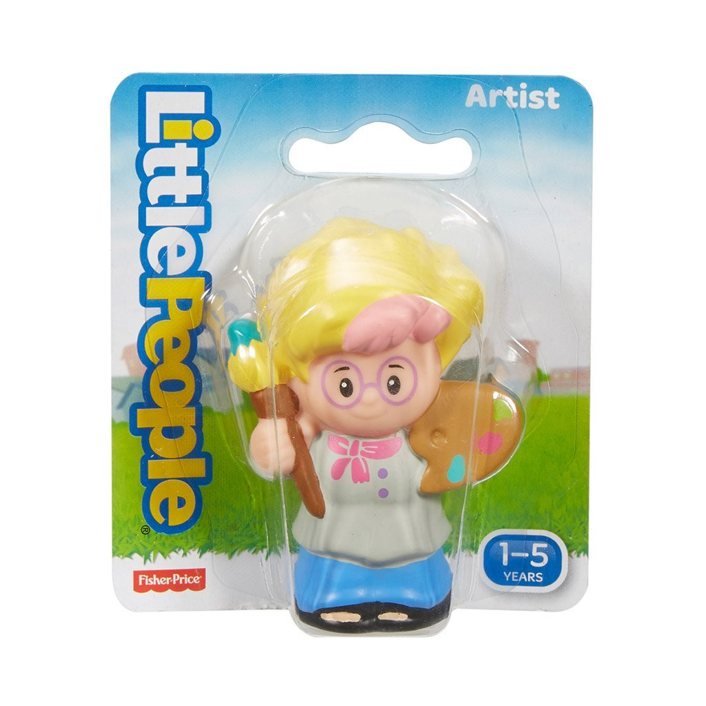 FISHER-PRICE LITTLE PEOPLE FIGUR