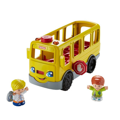 FISHER-PRICE LITTLE PEOPLE SKOLBUSS
