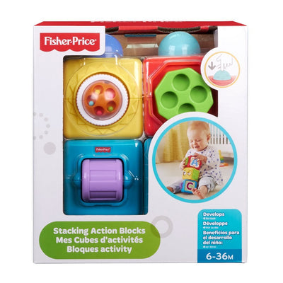 FISHER-PRICE AKTIVITETSBLOCK