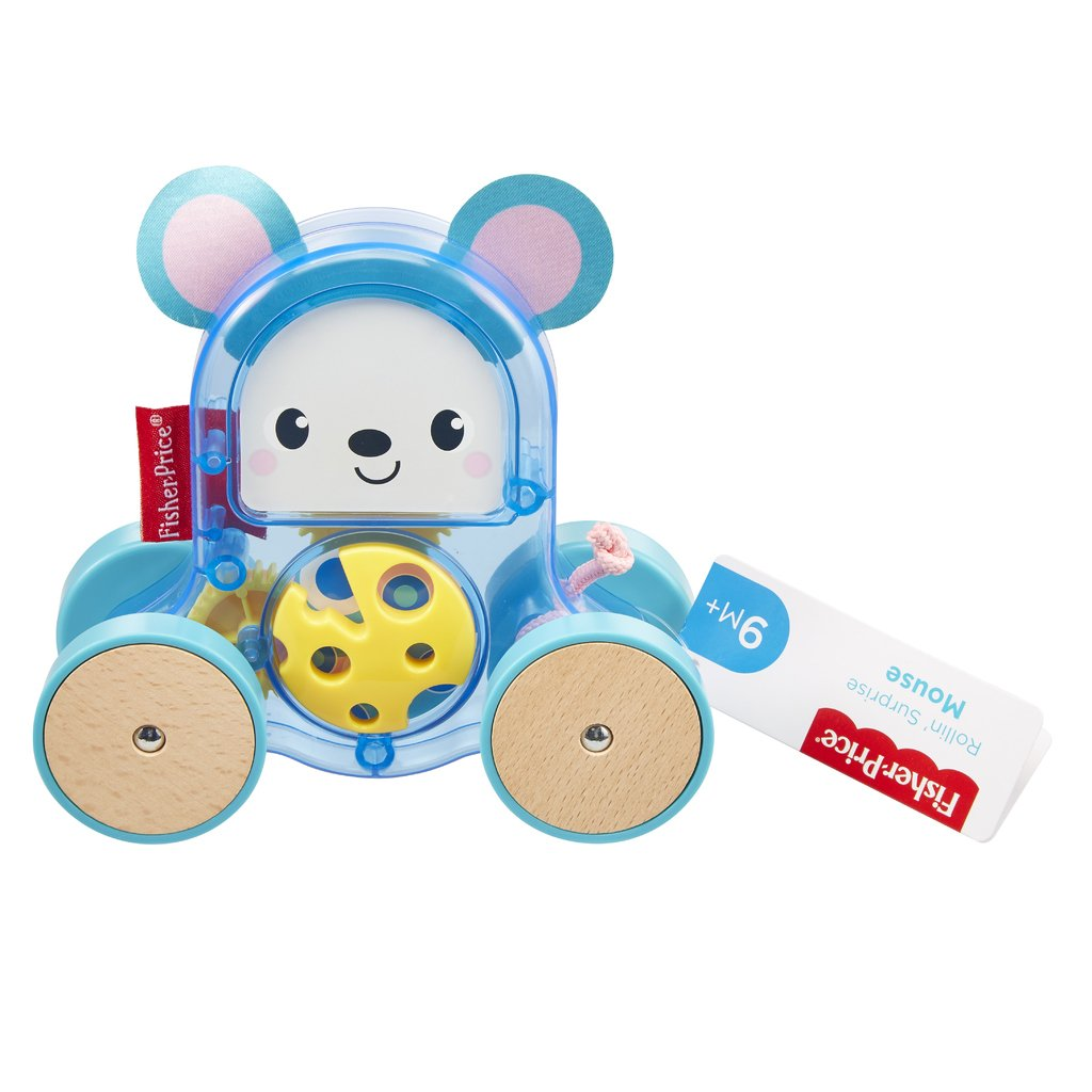 FISHER-PRICE ROLLING SURPRISE - MUS