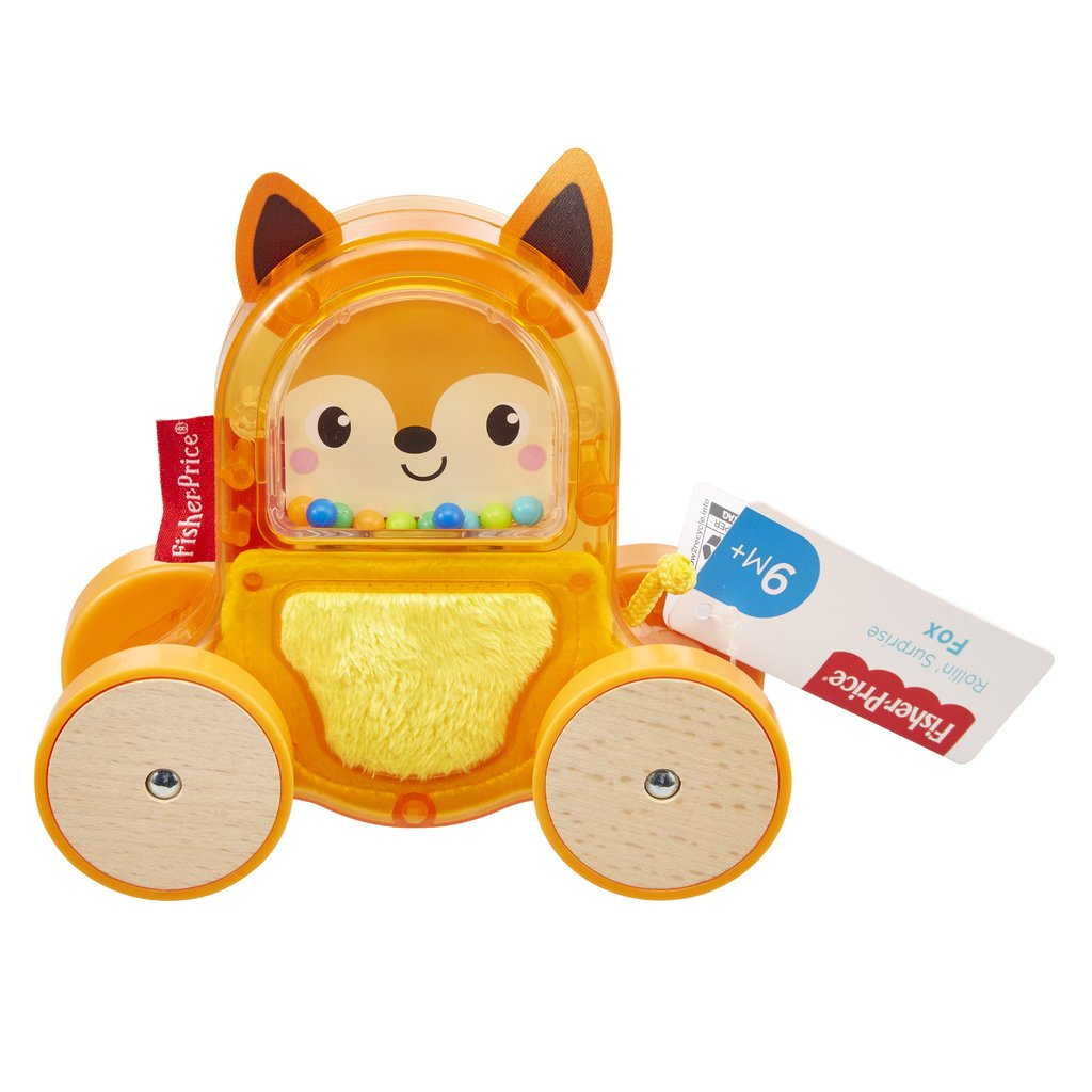 FISHER-PRICE ROLLING SURPRISE - RÄV
