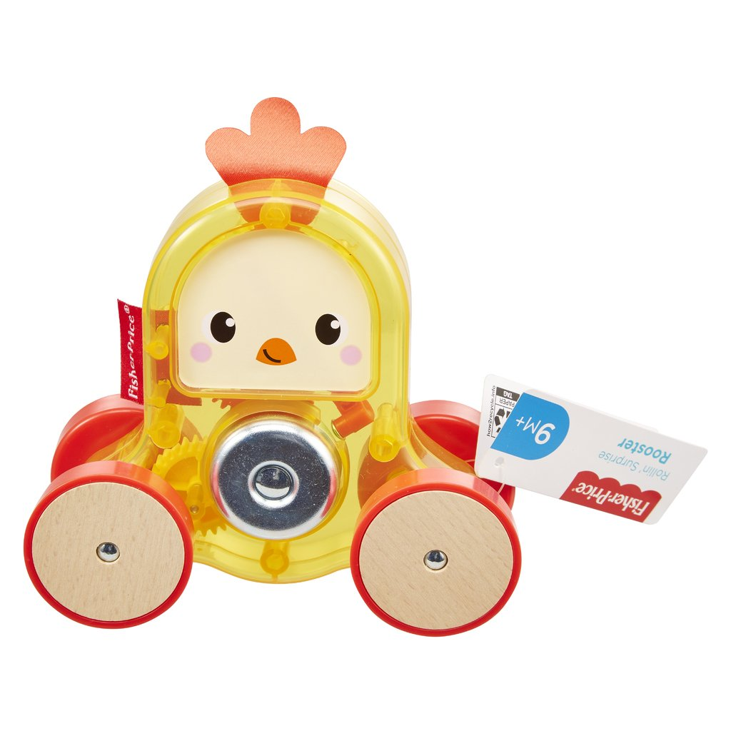 FISHER-PRICE ROLLING SURPRISE - TUPP