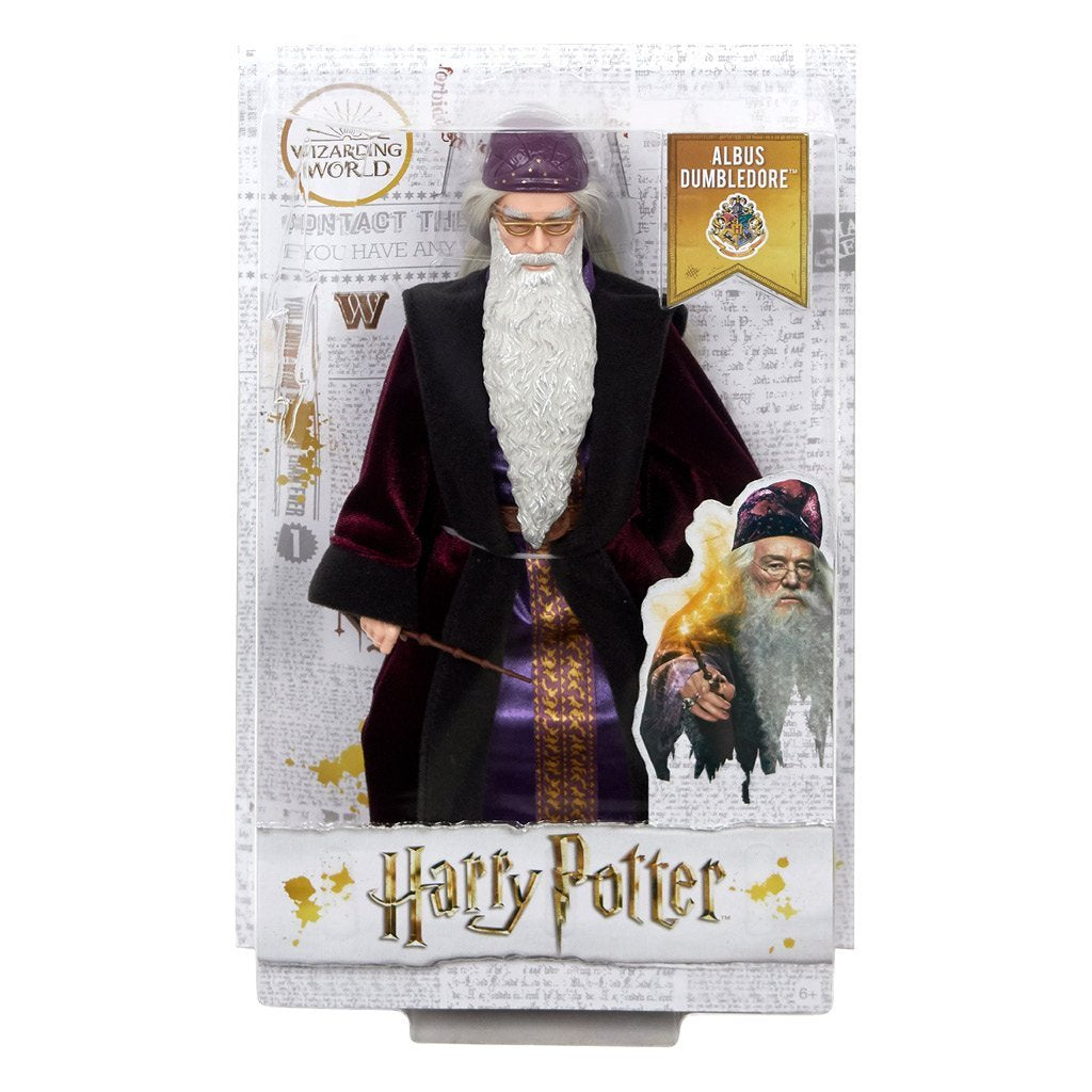 HARRY POTTER DOCKA - DUMBLEDORE