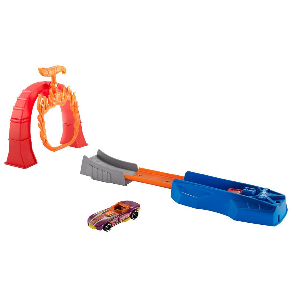HOT WHEELS FLAME JUMPER BANSET