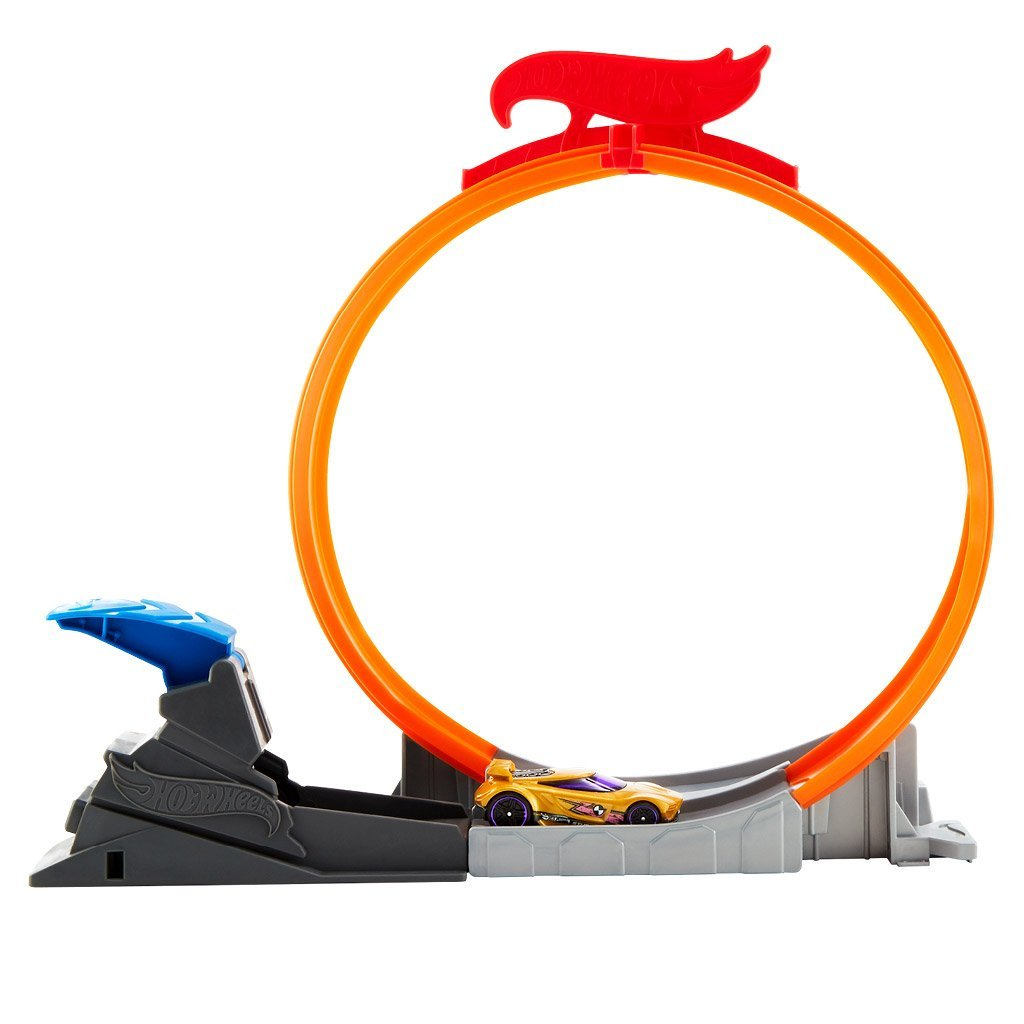 HOT WHEELS LOOP STAR BANSET