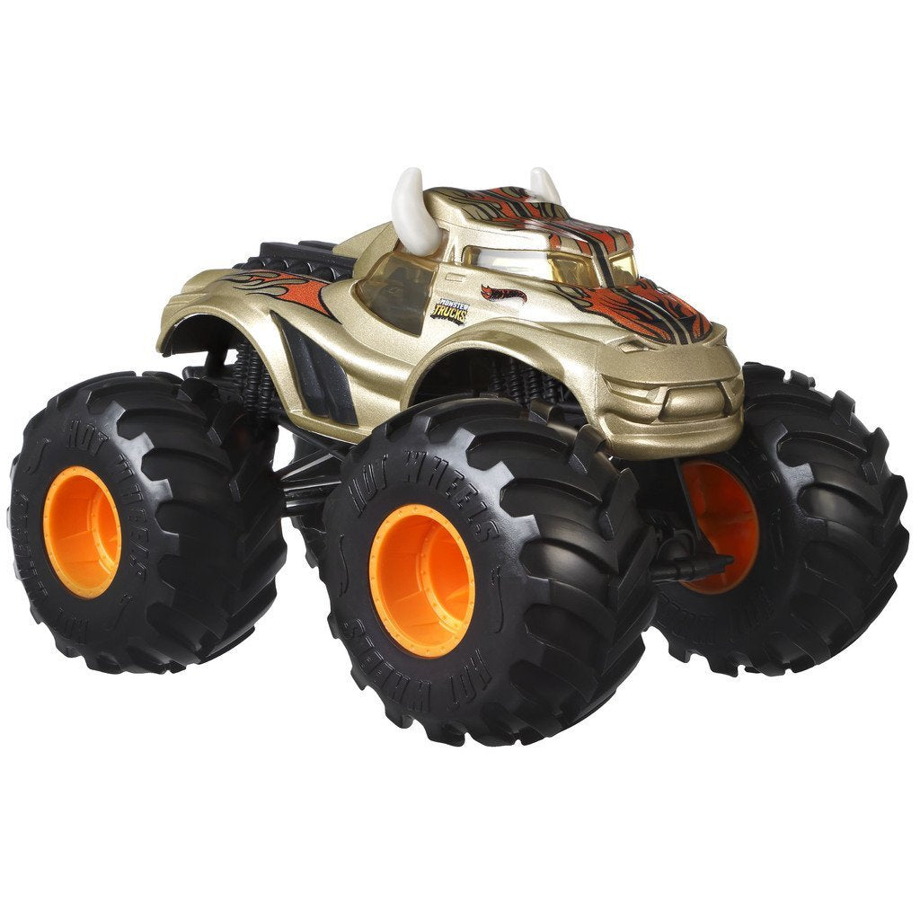 HOT WHEELS BIL MONSTER TRUCKS STEER CLEAR