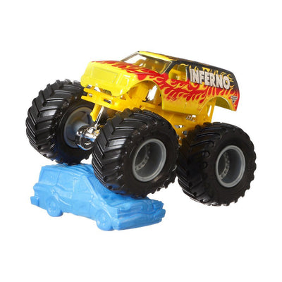 HOT WHEELS MONSTER JAM BIL