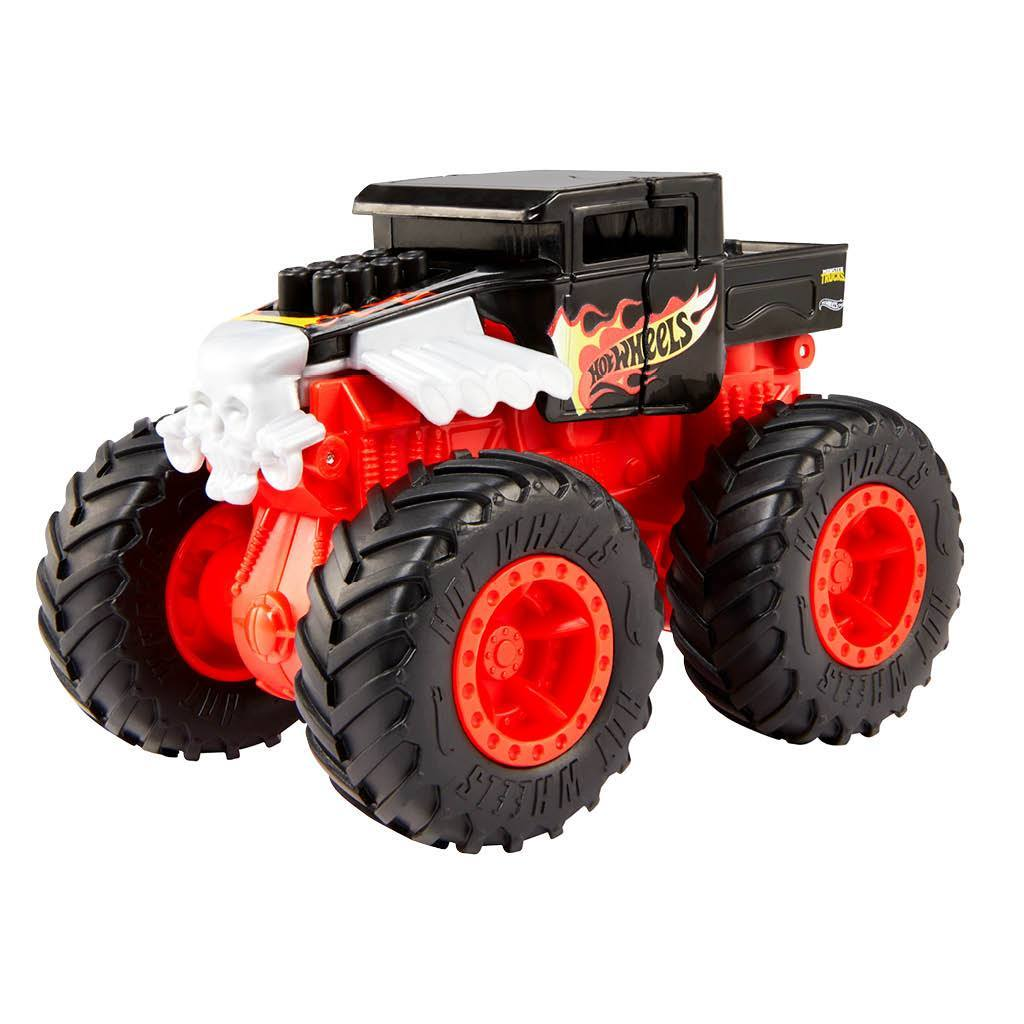 HOT WHEELS MONSTER TRUCK BASH UPS BONE SHAKER