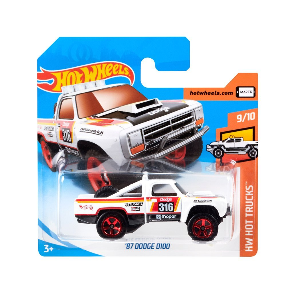 HOT WHEELS 1 PACK