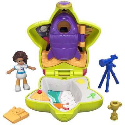 POLLY POCKET TINY POCKET PLACES VETENSKAPSSET