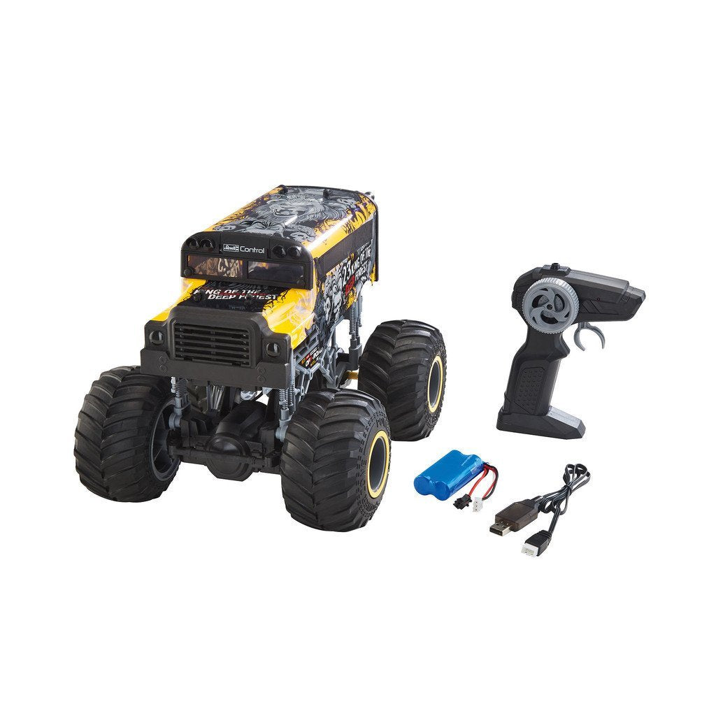 REVELL RADIOSTYRD RC BIL MONSTER TRUCK KING OF THE FOREST