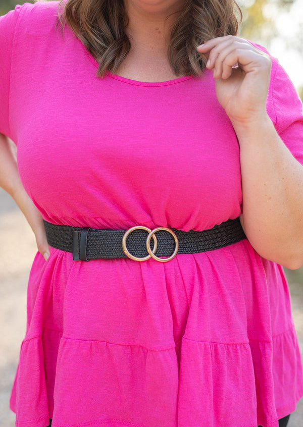 Noni Belt in Black