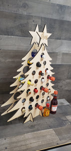 Cheers Tree - Mini Wine and Booze Advent Calendar