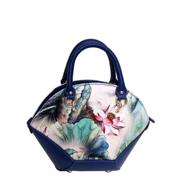 Keisha-Handbag-Silk-leather
