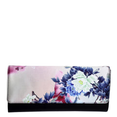Odelia - Silk Clutch