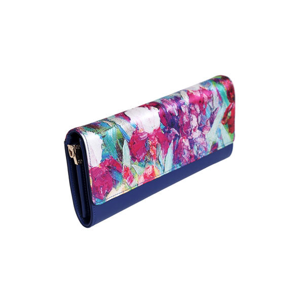 Ivy - Silk Clutch