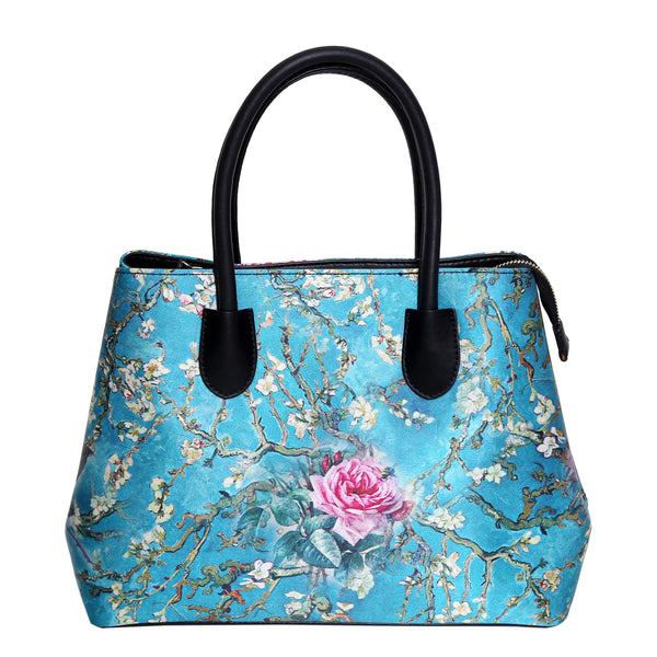 Yoana-Handbag-Silk-leather
