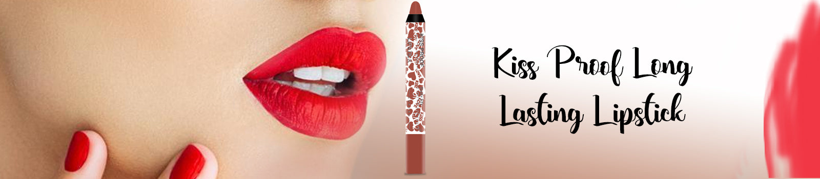 Kiss Proof Long Lasting Lipstick