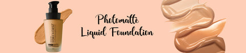 Photomatte Liquid Foundation