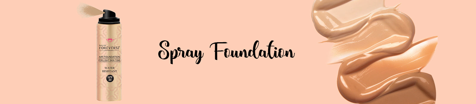 Spray Foundation