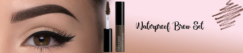 Waterproof Brow Set