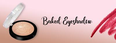 Baked Eyeshadow