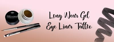 Long Wear Gel Eye Liner Tattoo