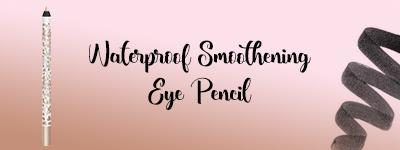 Waterproof Smoothening Eye Pencil