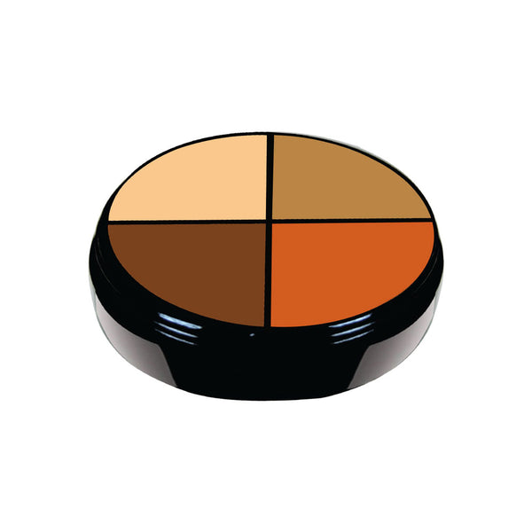 4 Color Concealer Chesnut- AC003