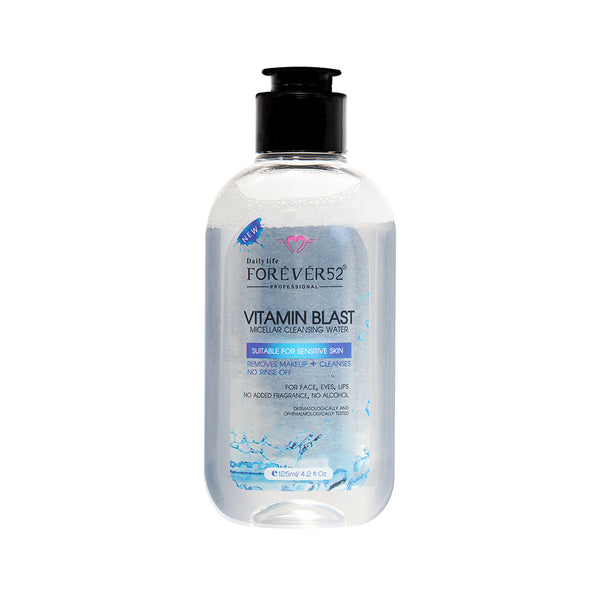 MICELLAR CLEANSING WATER  VITAMIN BLAST - WCL