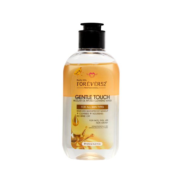 MICELLAR OIL INFUSED CLEANSING WATER GENTLE TOUCH  - OCL