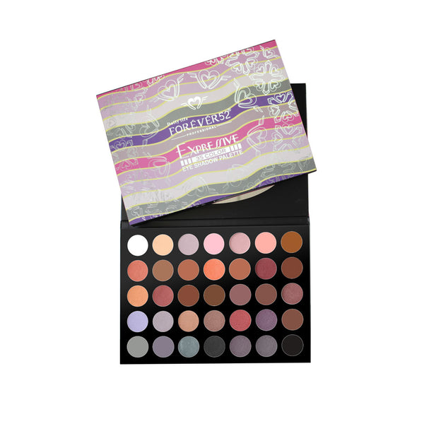 35 Color Eyeshadow Palette - FEX005