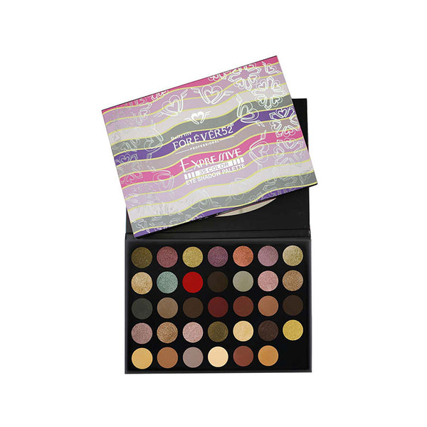 35 Color Eyeshadow Palette - FEX006