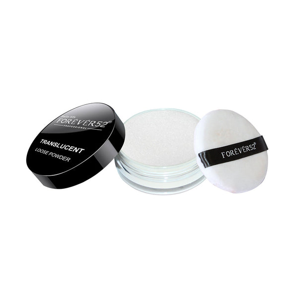 TRANSLUCENT SHINY LOOSE POWDER TRANSPARENT- GLS