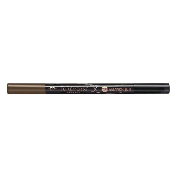 Meenakshi Dutt 2 in 1 Eyebrow Eyeliner - COCOA (DEEP BROWN)