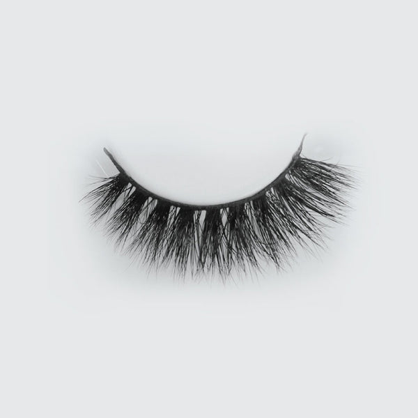 Luxurious 3D mink Lashes FATMA - MNK008