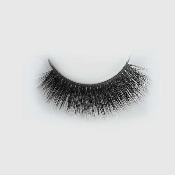 Luxurious 3D mink Lashes REEM - MNK002