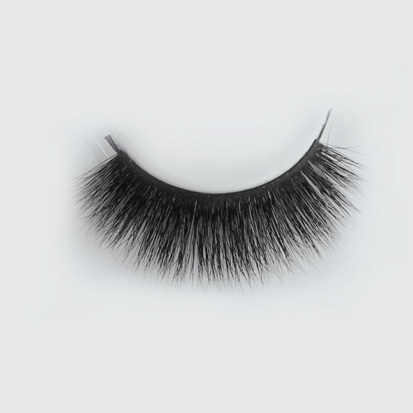 Luxurious 3D mink Lashes HANNAH - MNK015