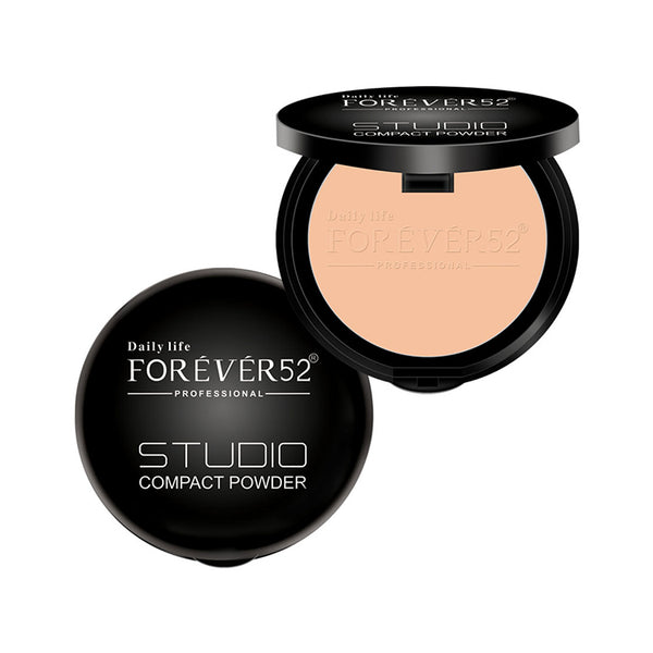 Studio Compact Powder Light Blush - NA002