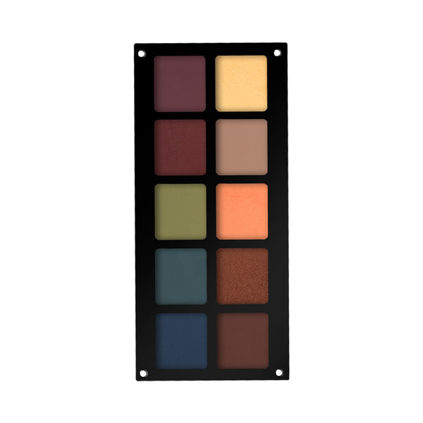 10 Color Natural Matte Eyeshadow - NEP004