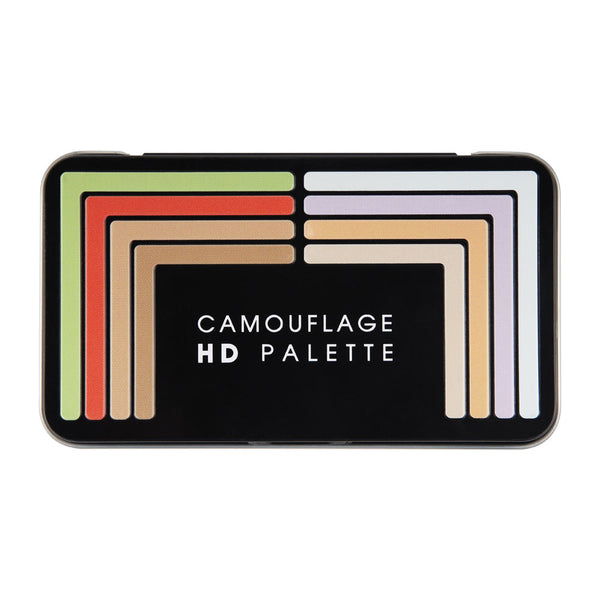 16 Color Camouflage HD Palette - CHP